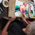 5 questions for a U.S. painter and writer in Costa Rica