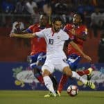 Costa Rican footballer Bryan Ruíz wins CONCACAF Player of the Year Award