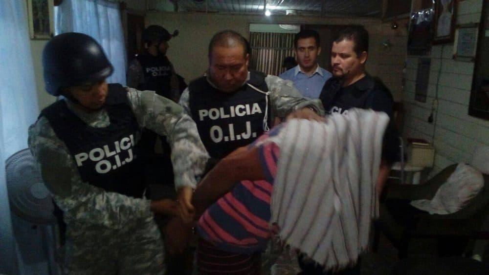 OIJ arrests
