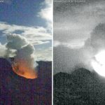 Volcanologists follow presence of magma at Turrialba Volcano's crater