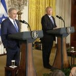 Israeli PM Benjamin Netanyahu cites Costa Rica as an example of a peaceful nation