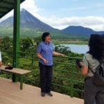 Environment Ministry reports spike in illegal tours to Arenal Volcano's summit