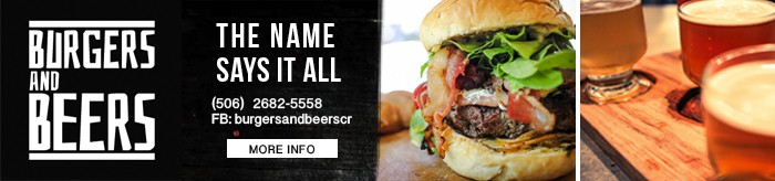 Burgers and Beers Banner 5