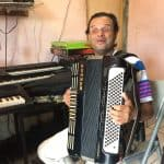 5 questions for a Costa Rican musician: blind artist Gerardo Mora