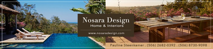 Nosara Design Banner