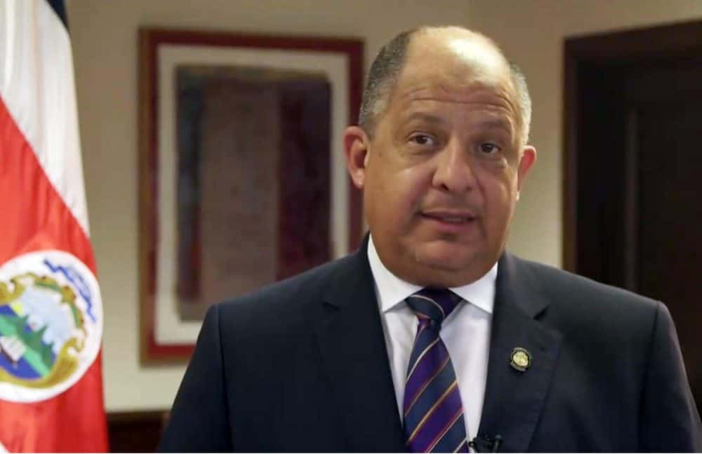 President Luis Guillermo Solís trip to the US