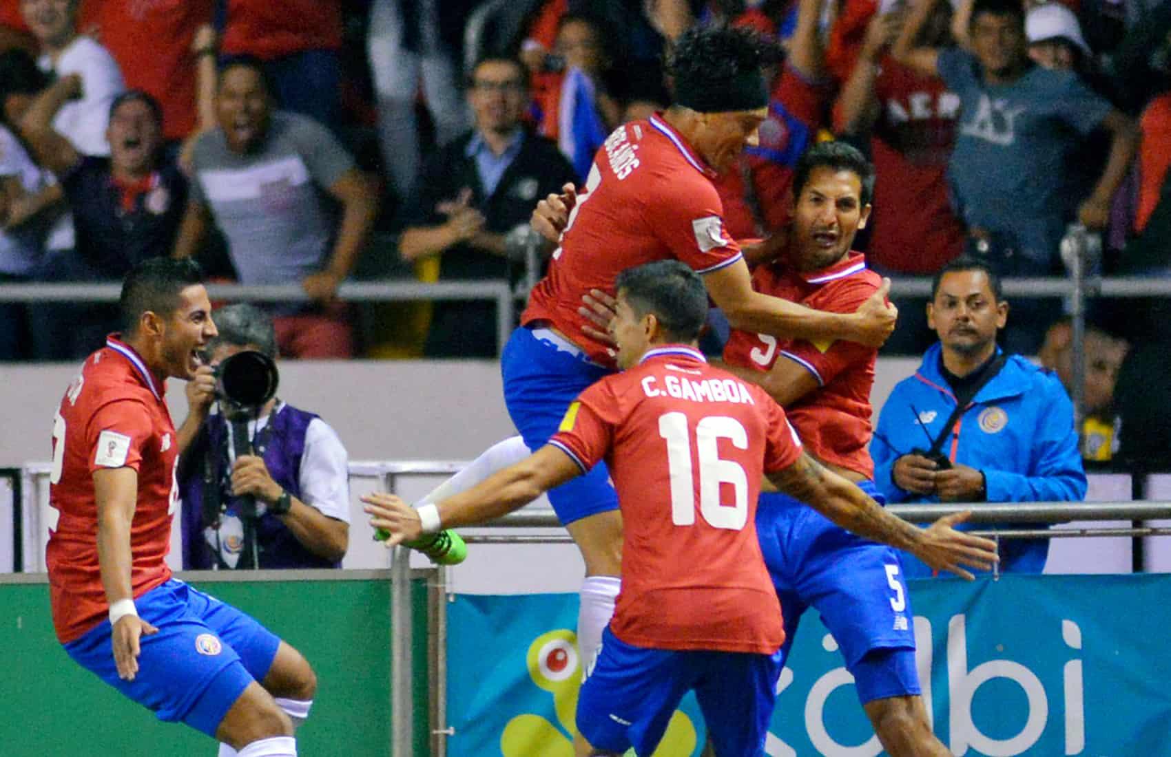 La Sele, Costa Rica's Men National Team