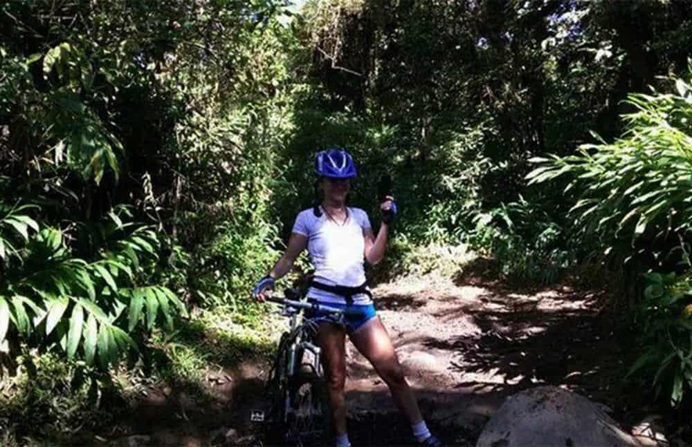 Lucía Mata Durán, cyclist