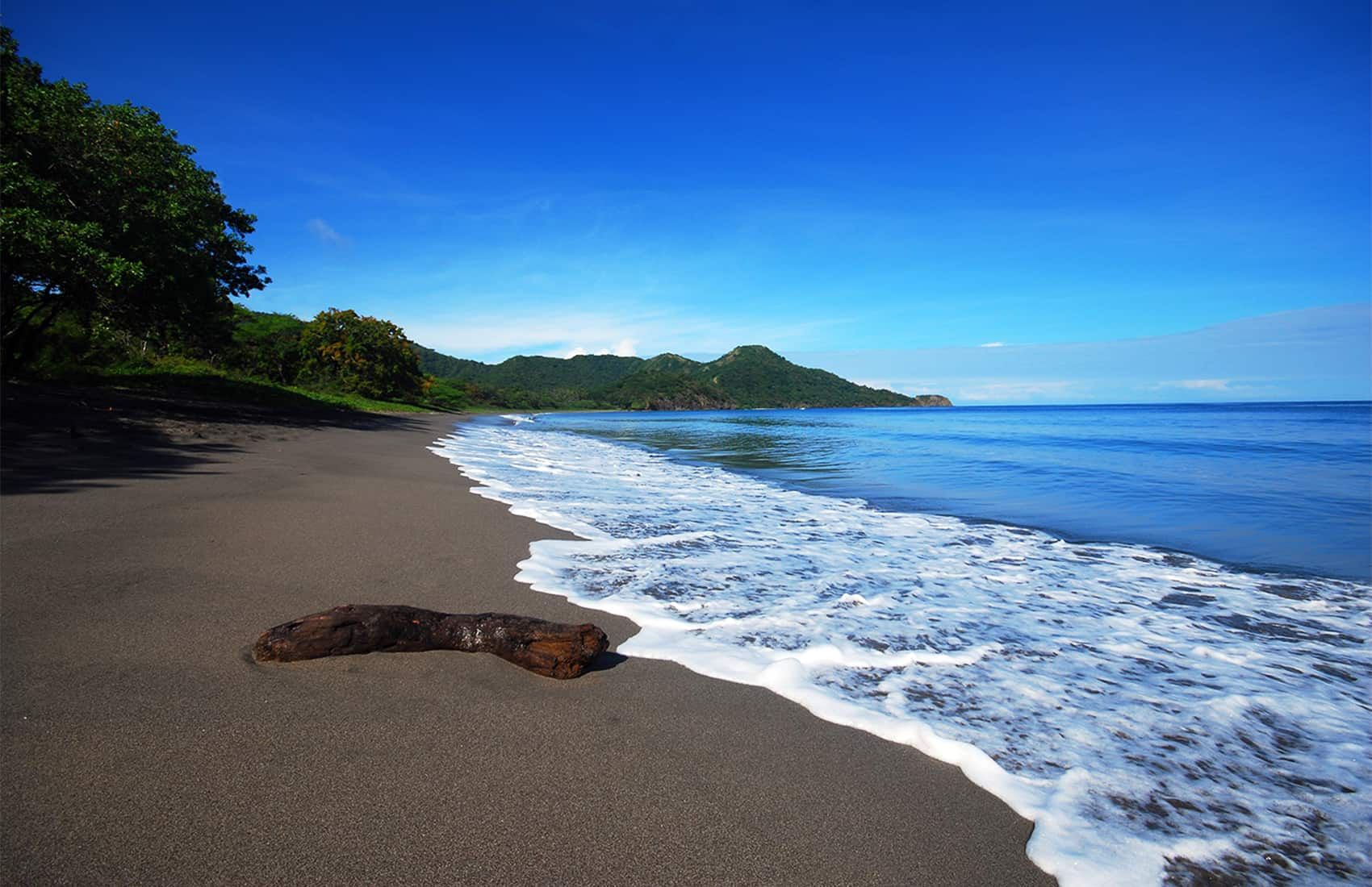 Matapalo Beach In Northern Guanacaste Is One Of Three Beaches Awarded A Blue Flag With Five Stars 2017 The Costa Rica S Highest Ranking For Cleanliness