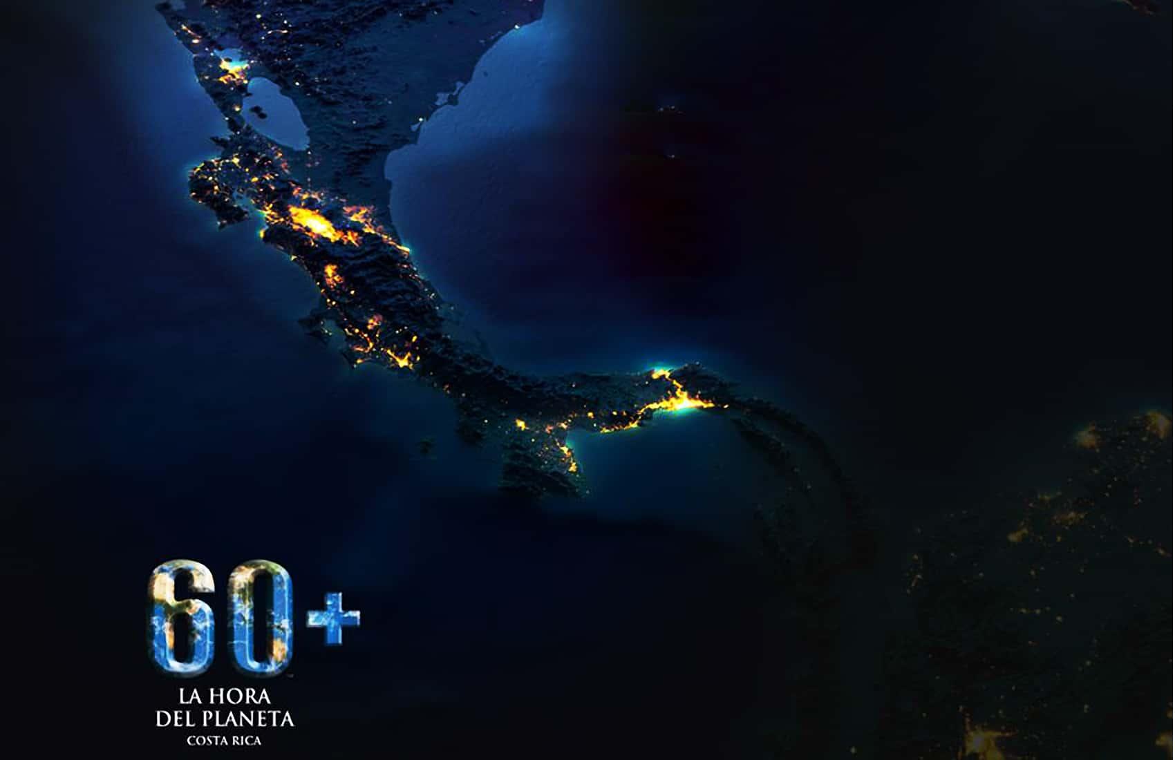 Earth Hour 2017 Costa Rica