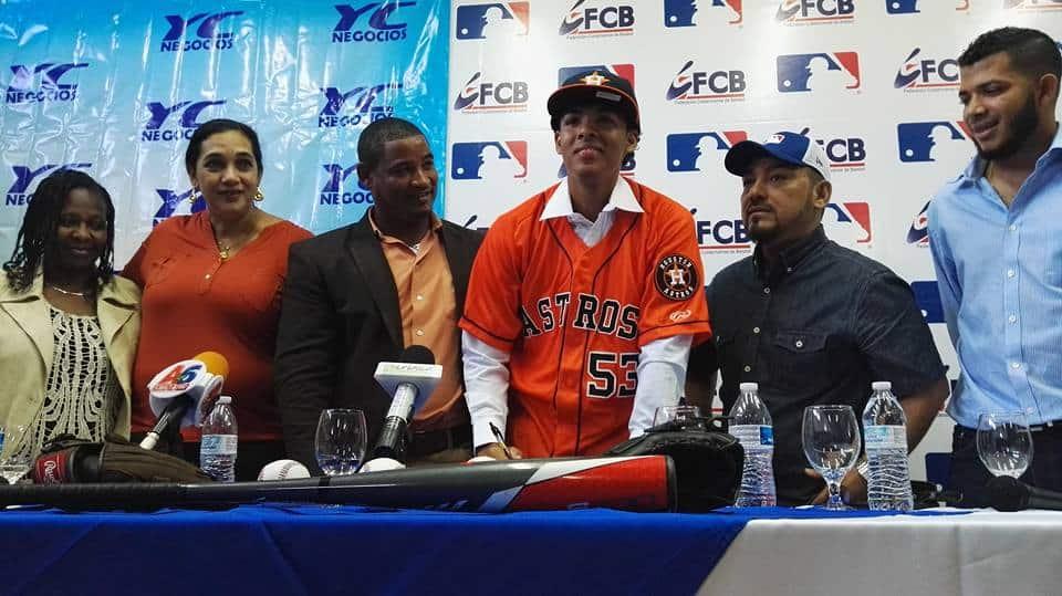 Bryan Solano Houston Astros