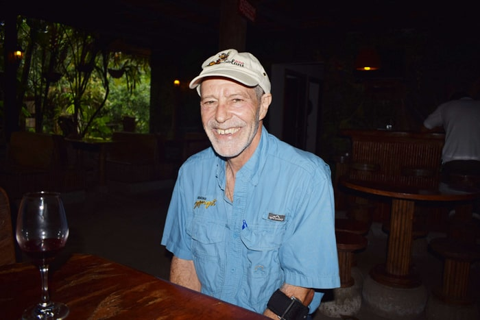 Chile native Juan Sostheim, 64, founded Rancho Margot in 2004.