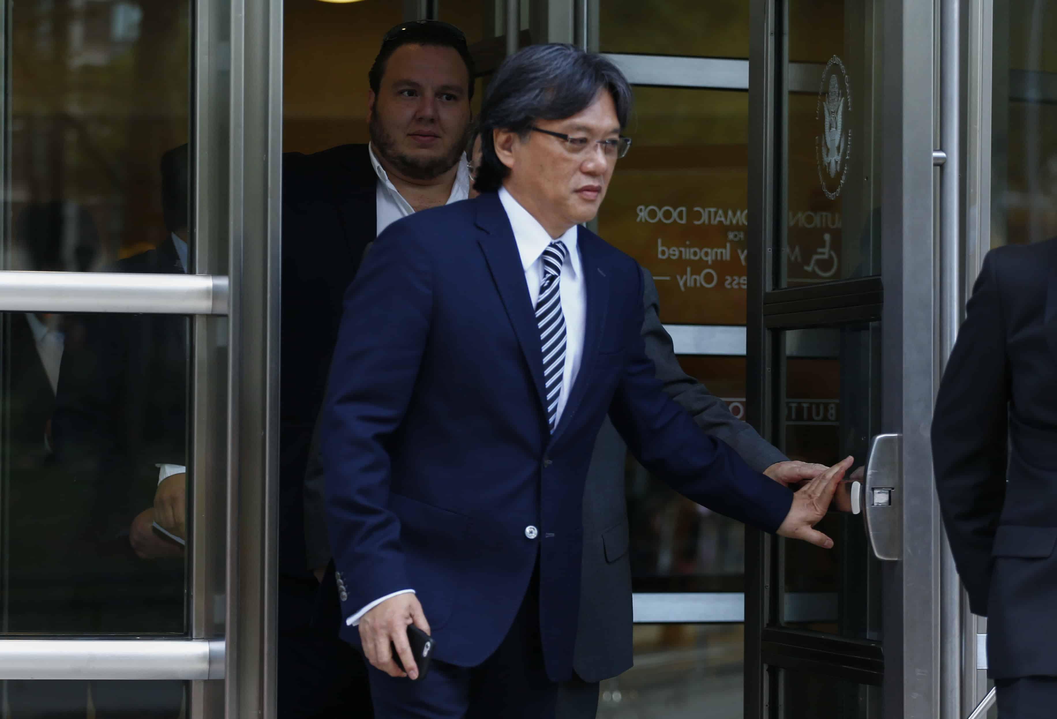 Eduardo Li FIFA