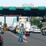 Amid Holy Week traffic, four highways temporarily waive toll fees