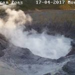 Poás Volcano closed indefinitely; Turrialba keeps spewing ash