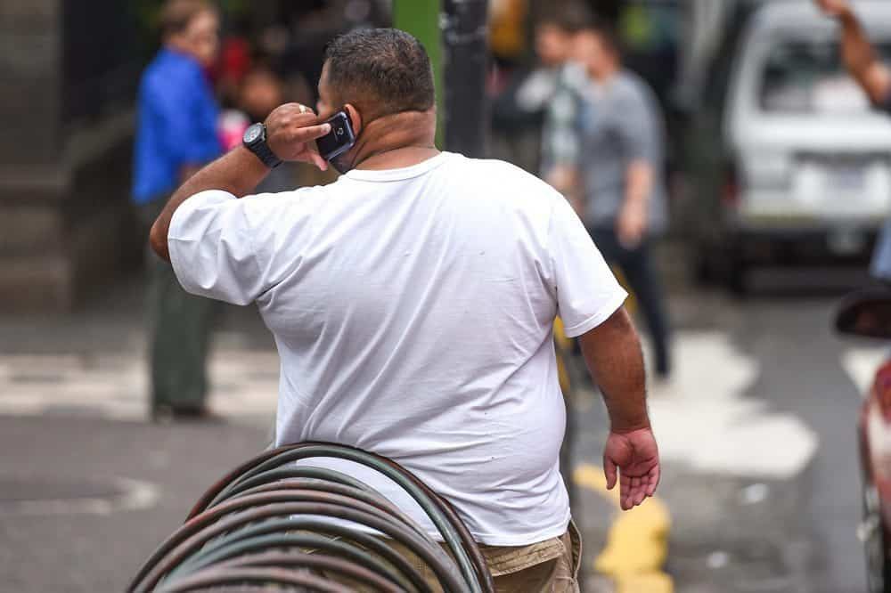 Obesity, overweight in Costa Rica