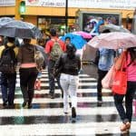 Tropical wave increases rains over Costa Rica