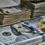 Dollar exchange rate down following Central Bank's intervention announcement