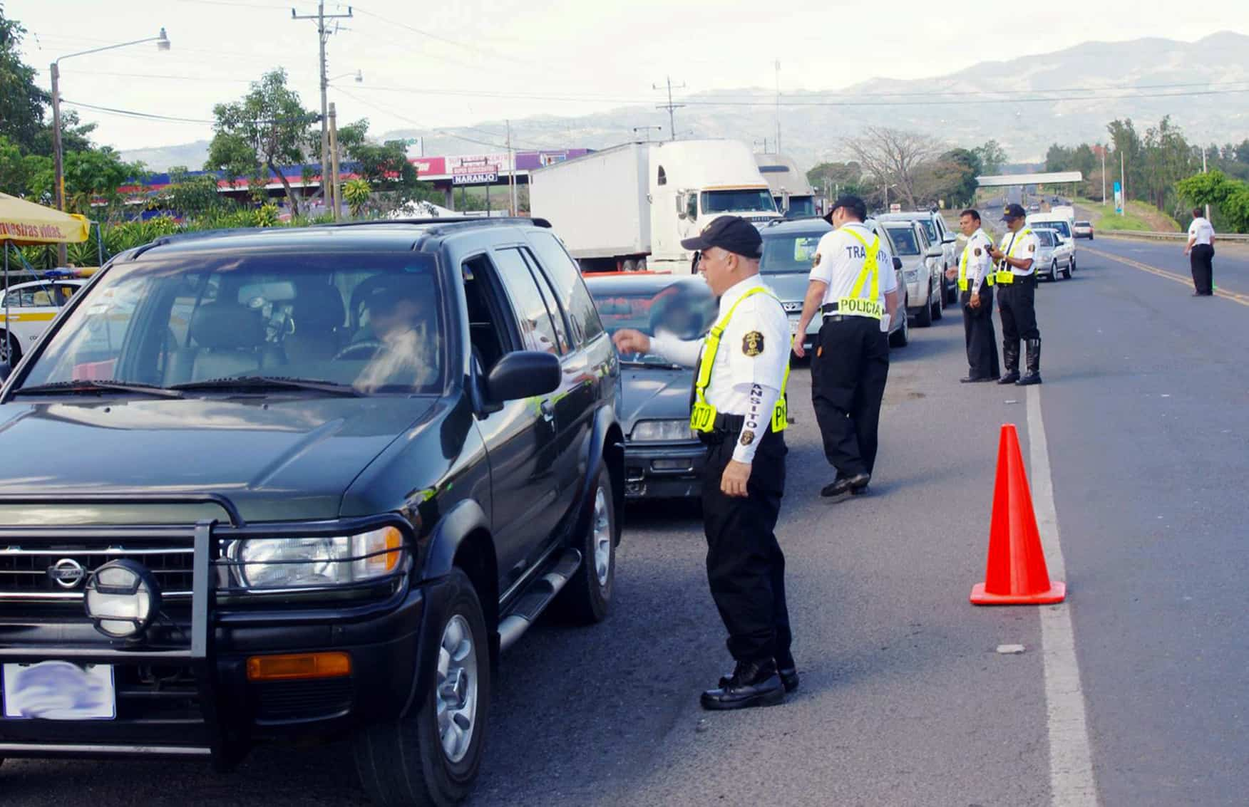 Traffic Law, Traffic Police.