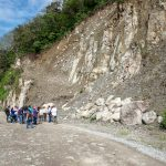 President Solís pledges to repair road to Monteverde by next year
