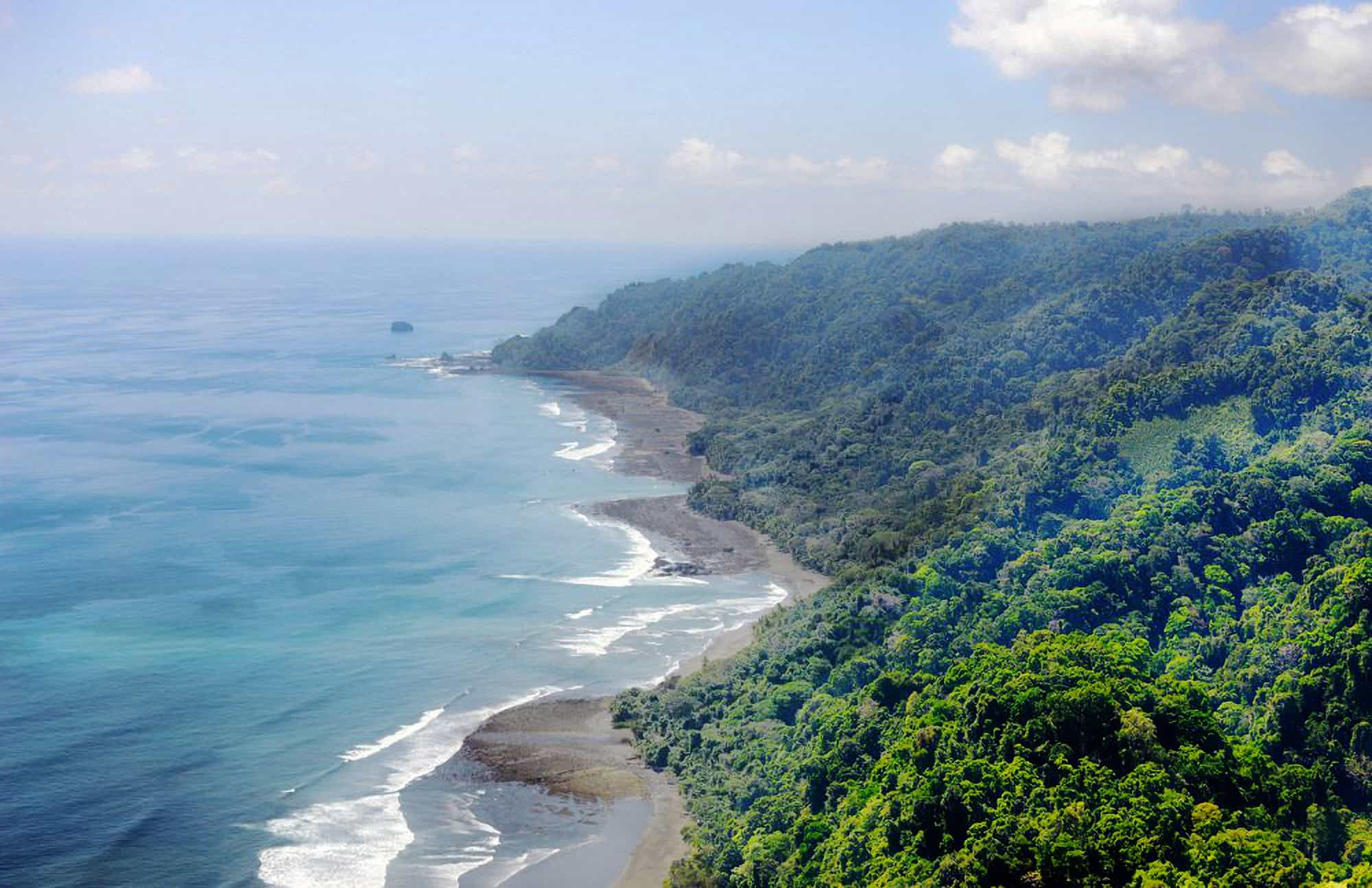 Osa Peninsula, Costa Rica sounds