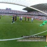 VIDEO: Keylor Navas' save is Best of the Season in Spain