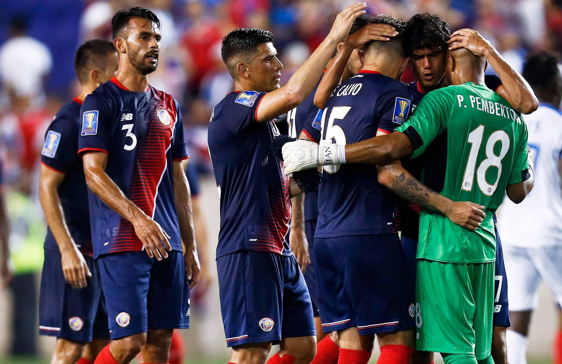 Costa Rica 1 - 0 Honduras. Gold Cup - July 7, 2017