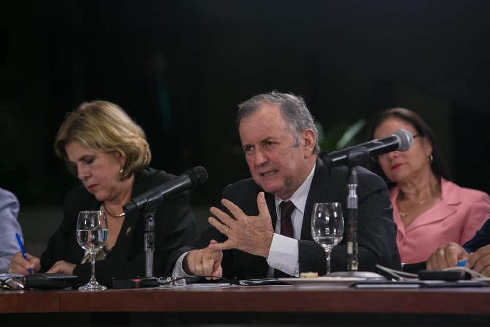 Roberto Carlos Sánchez / Casa Presidencial