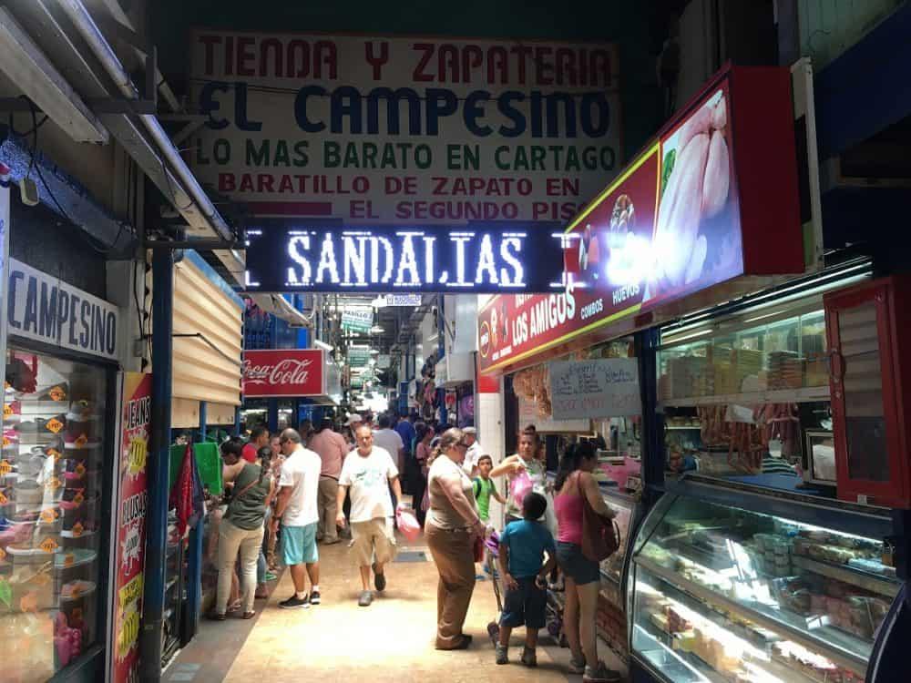 Cartago's Mercado Central
