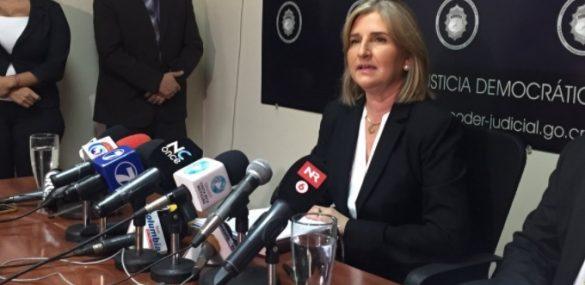 Costa Rican Chief Prosecutor Emilia Navas