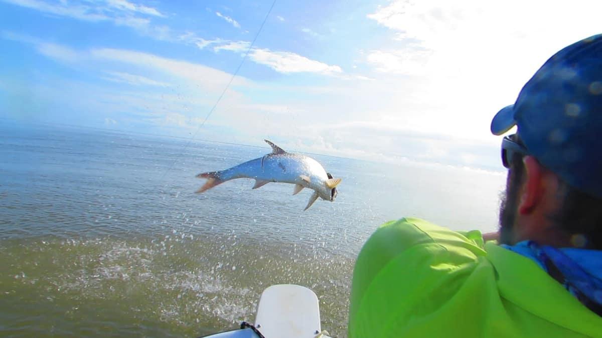 Amateur fishing tournament