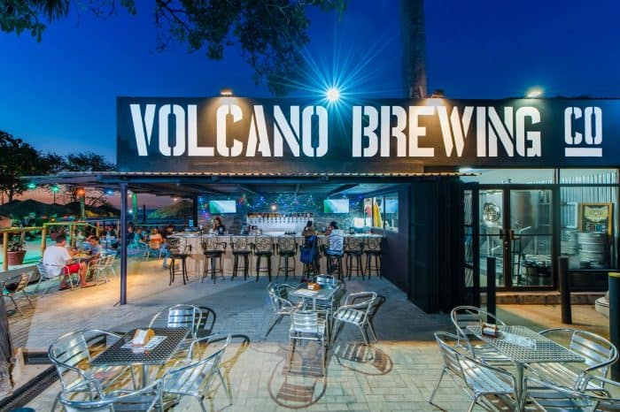 Volcano Brewing Co
