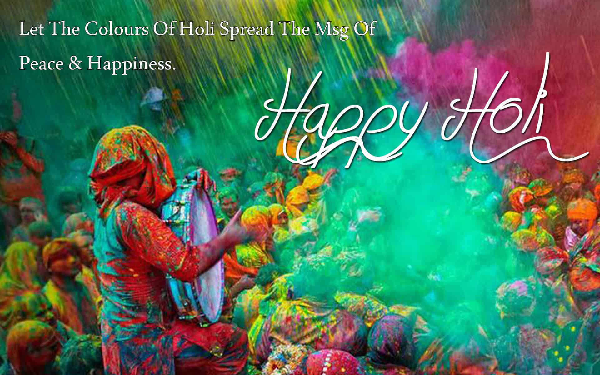 Holi Indian Festival Of Colors To Be Celebrated At Club Sebana The