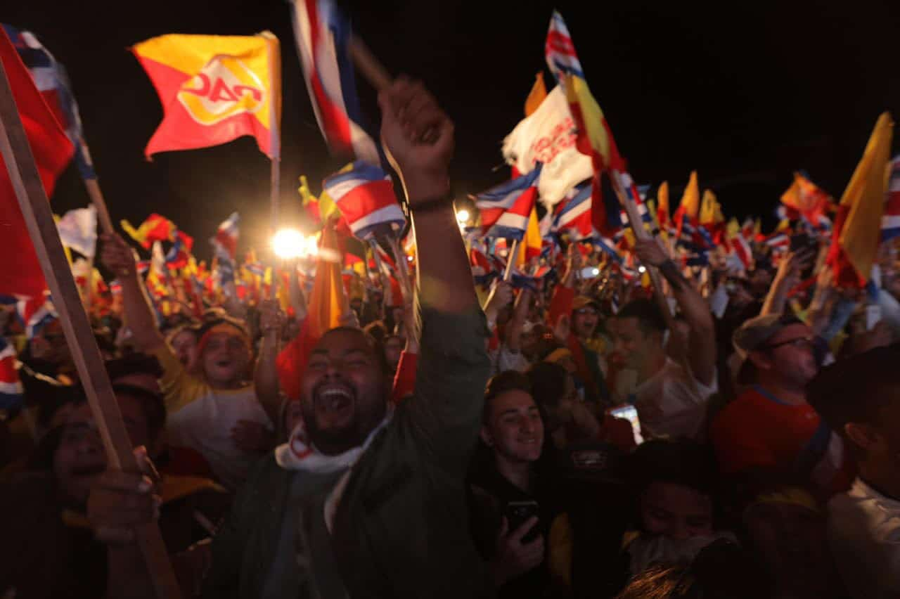Ruling party minister wins Costa Rica presidency in unexpected runoff landslide