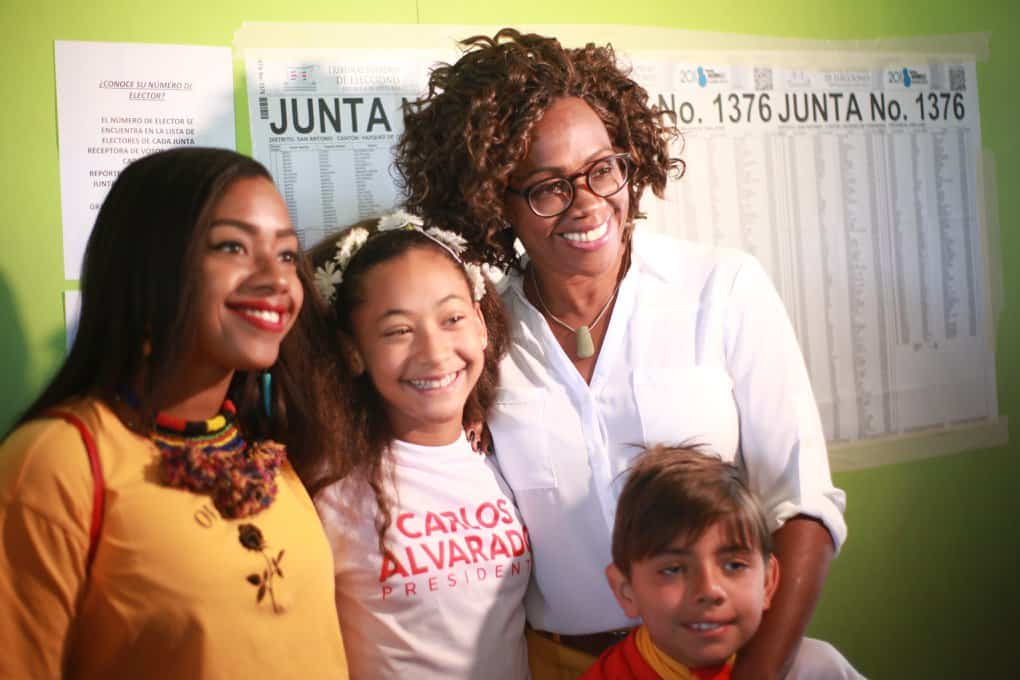 Costa Rica's Vice President-elect Epsy Campbell