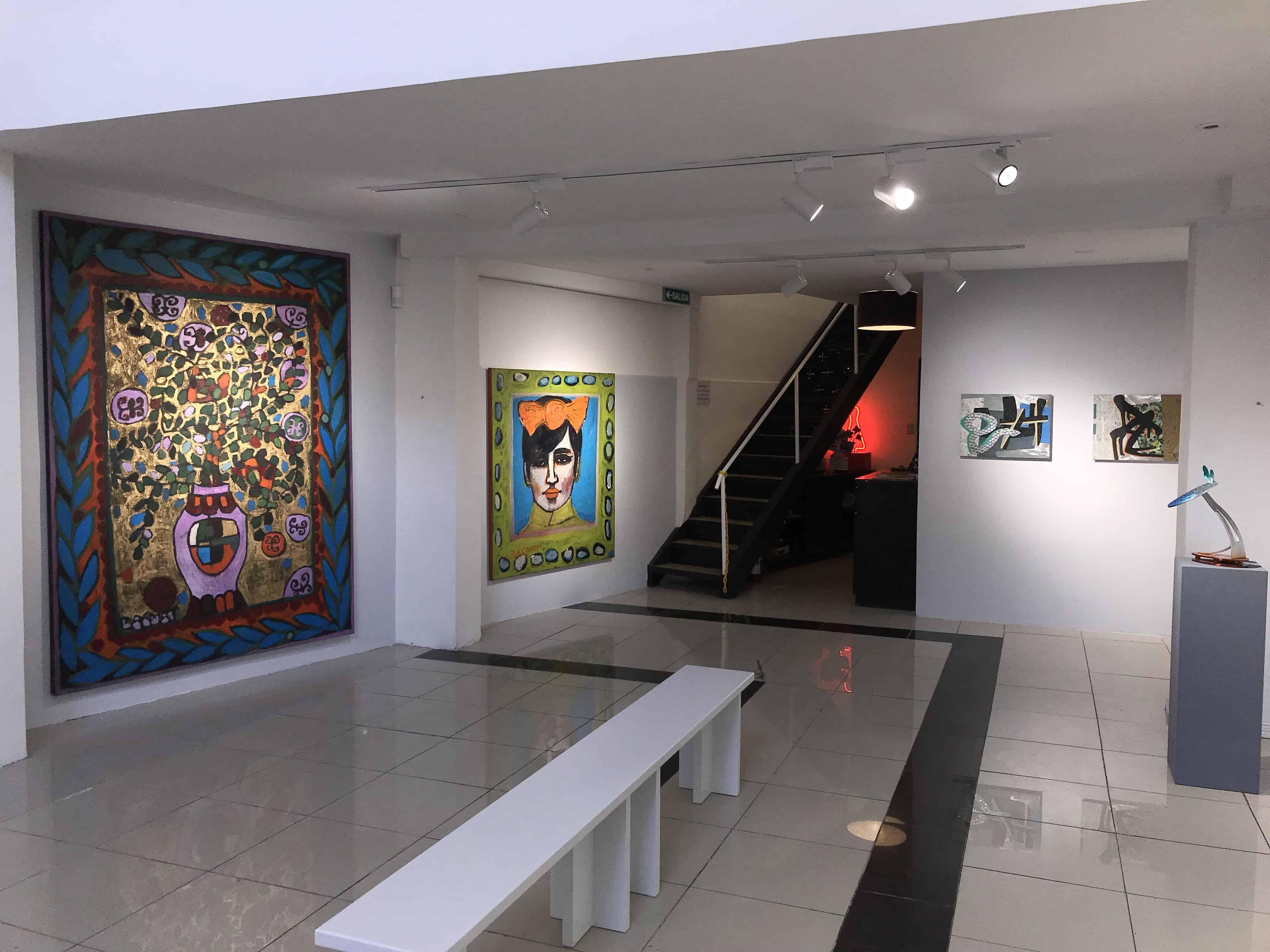 W22 Galería hosts \'Escazú Project\' exhibit – The Tico Times | Costa ...