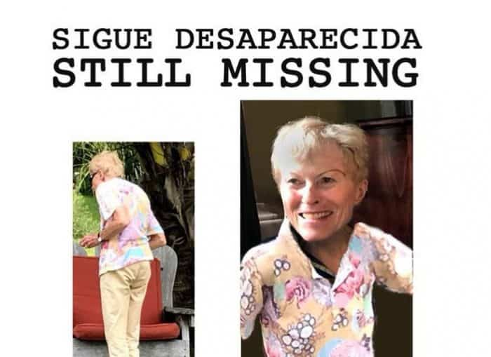 Missing Person Carla Stefaniak The Tico Times Costa Rica News