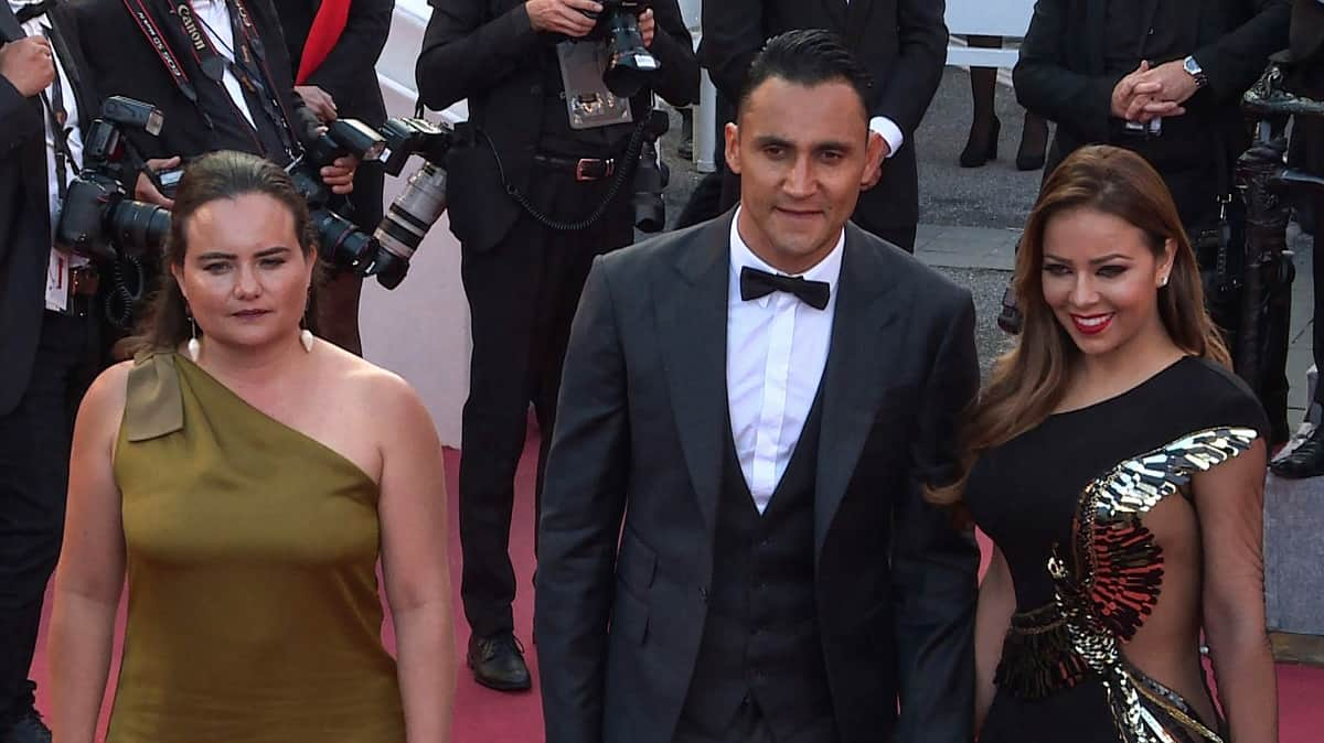 """Hombre de Fe,"" a biopic of Costa Rican goalie Keylor Navas, premieres at Cannes"