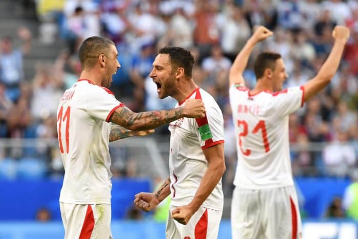 Serbia - World Cup - 17 June 2018