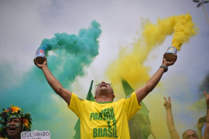 Brazils right-wing candidate poised to win presidential election