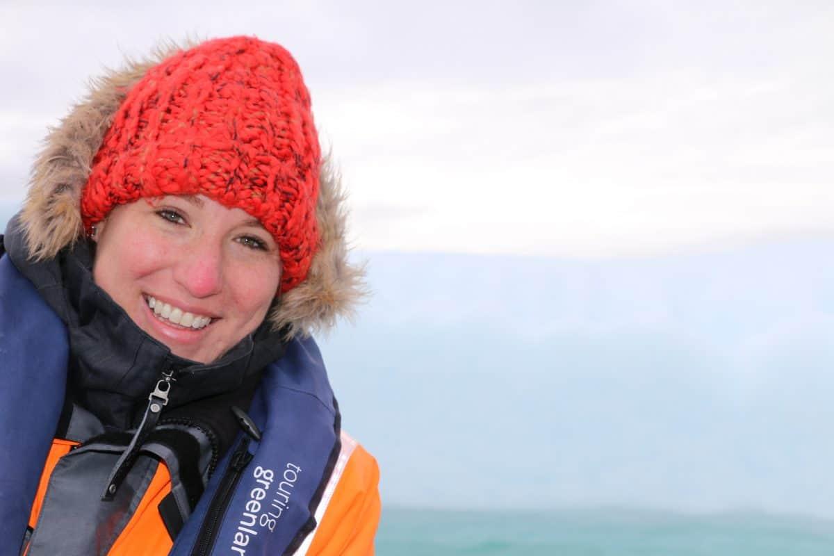 Costa Rican marine scientist Melania Guerra